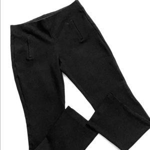 Chico's So Slimming Juliet Ankle Pants 00 black
